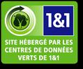 Logo vert 1 et 1
